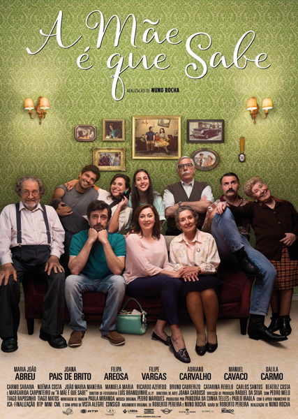 A Mae E Que Sabe (Mother Knows Best)