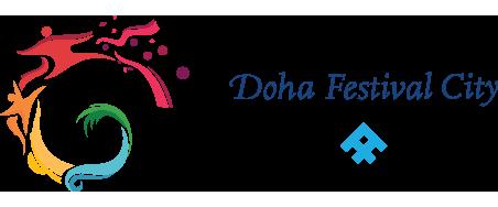 Doha Festival City Logo