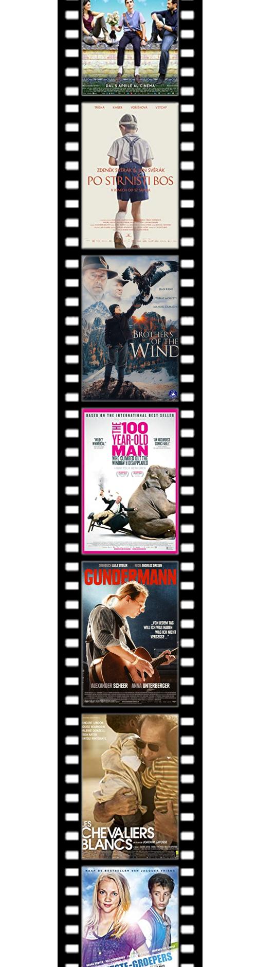 Euro Film Reel
